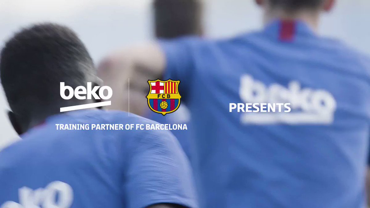 See a side to @FCBarcelona you haven't seen before in our exclusive 4-part series!   Coming soon to http://YouTube.com/beko #EatLikeAPro #ProsBehindThePros