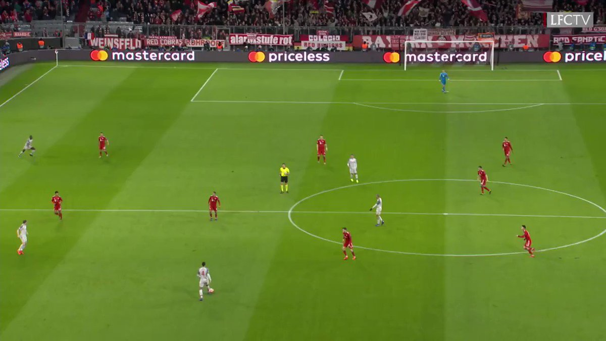 RT @LFC: Assist 😱 Touch 🔥 Finish 🤩  It was stunning from VVD and Sadio at Bayern 🙌 https://t.co/MKWMCfCjos