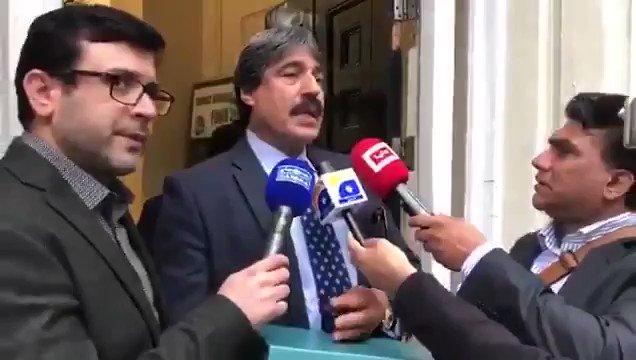 جج ارشد ملک کی ویڈیو بنانے والے ناصر بٹ لندن میں ڈبوں میں کیا لیے گھوم رہے ہیں؟