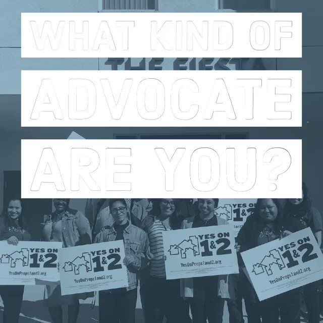 There are so many opportunities to advocate for solutions to ending homelessness, no matter your interests or personality type. Take our quiz and find out what type of advocate you are, and how you can help us move more people home. http://lafh.org/advocate-quiz