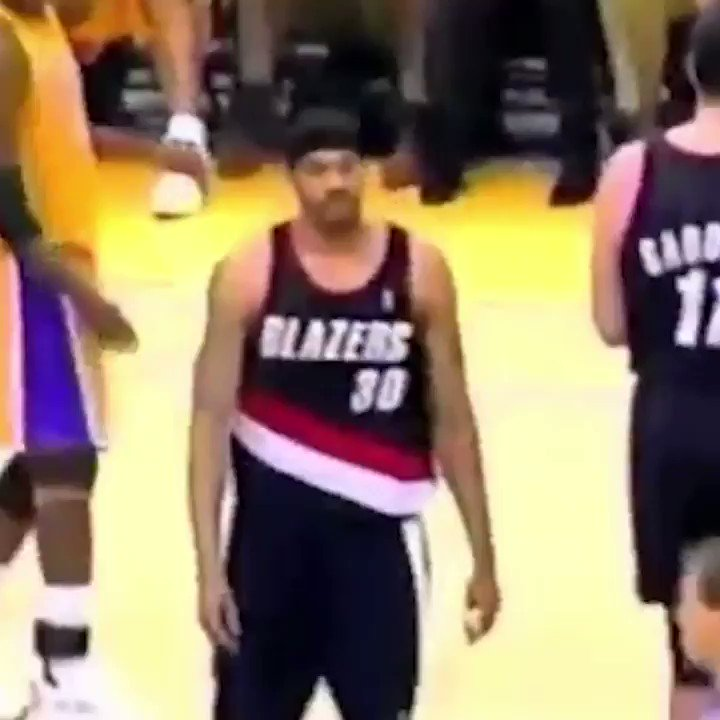 Throwback to Rasheed Wallace and the greatest ejection in NBA History 💀