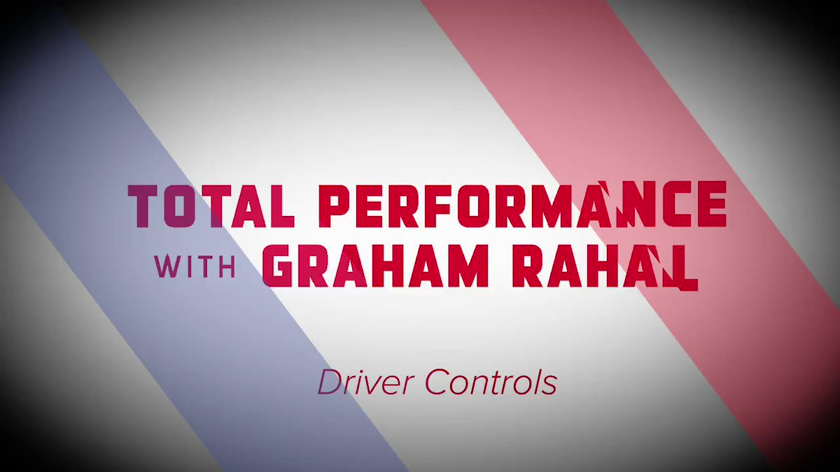 What can a driver control? Get behind the wheel & find out in episode 4 of the Total Performances Series with @GrahamRahal and his squad at @RLLracing 🚗