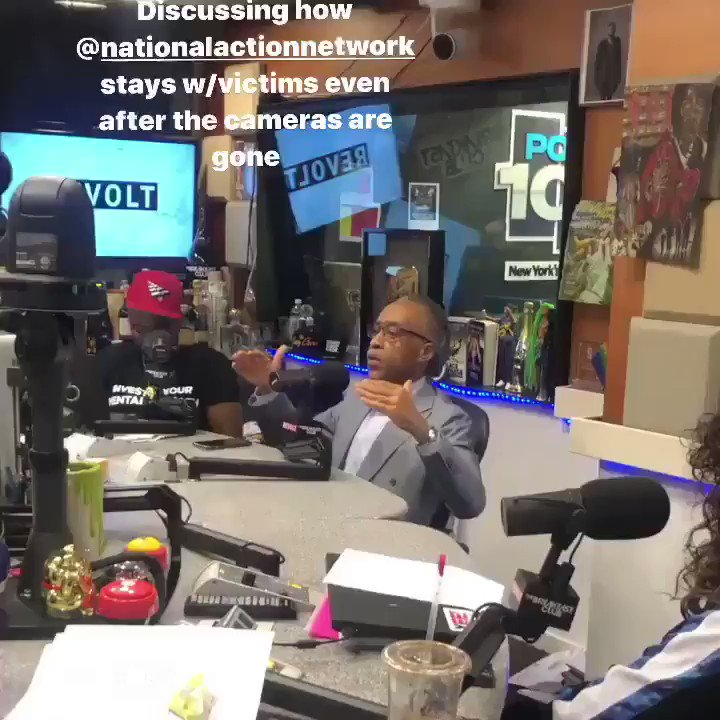 So much is at stake from voting rights, women's rights, immigration rights, LGBTQ rights & so much more! I'm laying everything out tomorrow only on @breakfastclubam w/ @cthagod @djenvy & @angelayee.! Tune in tomorrow 9/18. #TheBreakfastClub https://t.co/0s6e4v4Ao9
