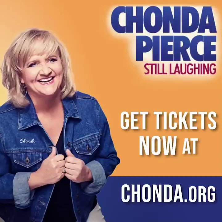 Tickets are on sale now for my new tour! See a list of cities and get tickets -> chonda.org/calendar/