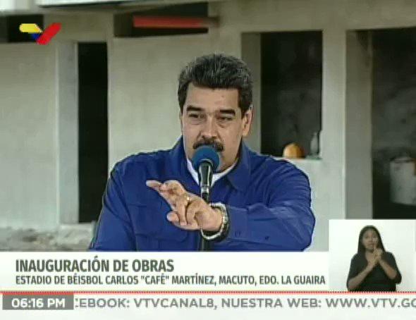 #AsiLoDijo/ Presidente @NicolasMaduro: Quisiera ver otra fuerza política y la legitimidad que tiene nuestro movimiento bolivariano, nuestra fuerza bolivariana, nuestro PSUV #DiálogoPorLaPaz