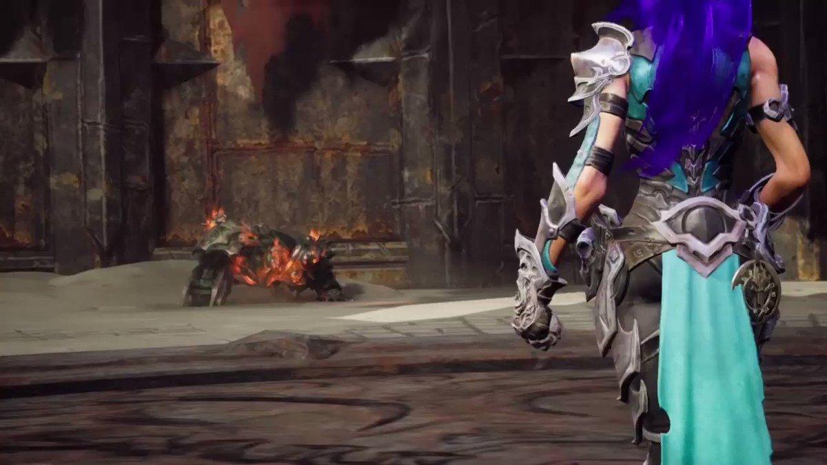 Darksiders Iii Fury Topless Mod
