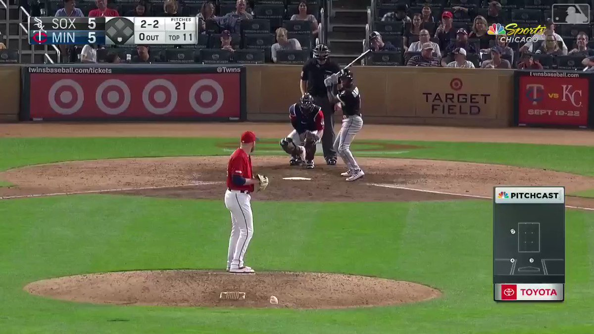 White Sox erase a 5-0 deficit only to lose a 9-8 heartbreaker to the Twins in 12 innings