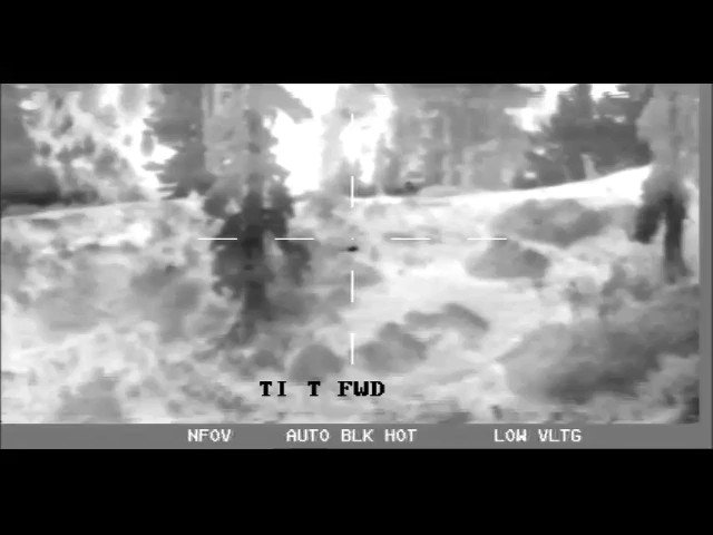 In this video captured on Hand Held #Thermalimager #Pak #infiltration or attempted #BAT action bid was seen and was eliminated by #IndianArmy. #Pak in spite of world opinion and global actions, Pak will always remain epicenter of #terrorism .