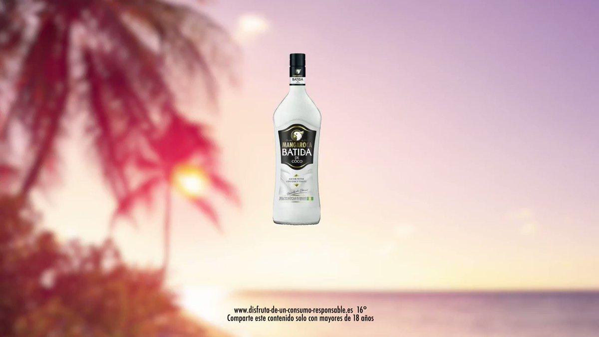 ¿Has probado nuestra nueva botella? 😉 Lo bueno de nuestro #MangarocaComRum es que te conquista con un sorbo... lo malo es decidir cómo combinarlo ¿con qué te gusta más con #tonica o #mojito? 😮😮