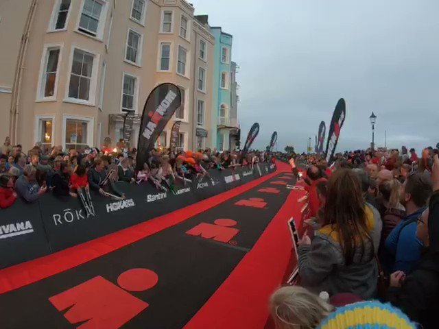 IRONWOMAN - probably my second favourite title collected this year 💫 @IRONMAN_Wales