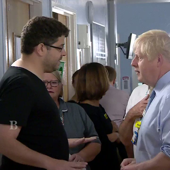 'My daughter nearly died': Boris Johnson confronted by emotional father of sick patient over #NHS cuts  http://bit.ly/2M0EusR