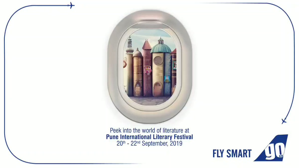 Another LIT festival coming your way! 📚Make your way to the Pune International Literary Festival, a great platform for book lovers to witness discussions and readings between 20th- 22nd September, 2019.Book now: https://bit.ly/2kGuBat
