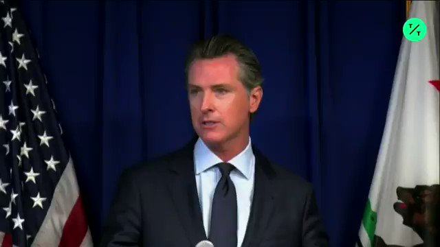 California Gov. Newsom on Trump revoking states emissions waiver: I dont know what the hells happened to the Republican Party. By the way, where is the Republican Party? ... They believe in federalism, they believe in state rights ... Theyre nowhere to be found. Via @tictoc