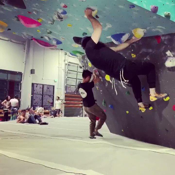 @jjeremymiller @Luke__Reks @DonWettrick When you coming to LA! #bouldering
