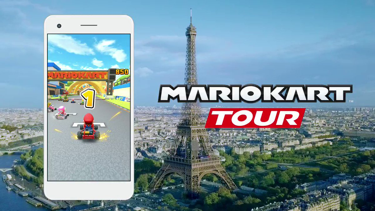 Check out this video showing the Toads hard at work constructing the Paris course. Hey, don't try to carry so many at once...uh oh! Timbeeerrr!For more Mario Kart Tour videos, please check here!https://www.youtube.com/playlist?list=PLqP2A2xeRzdS-VReYxVmnrofM8Ofm6X-6…#MarioKartTour