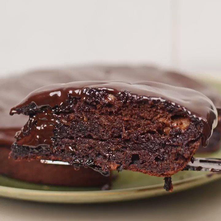 Khairulaming On Twitter Kek Pisang Coklat Menggunakan