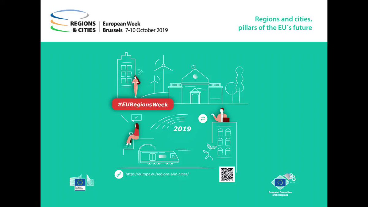 Discover the partners of the #EURegionsWeek!  Come and meet Ivano on 8 October for the 2019 Interreg Project Slam presentation.  Join the competition, vote for your favourite video: https://t.co/uCpSDEBmwy Register here: https://t.co/31gmKr2o8b  @InteractEU