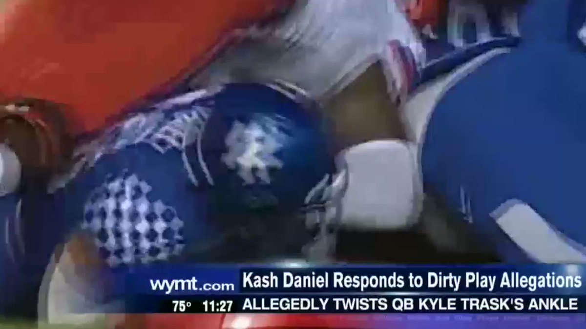Video Appears To Show Kentucky Star Trying To Injure Florida Quarterback