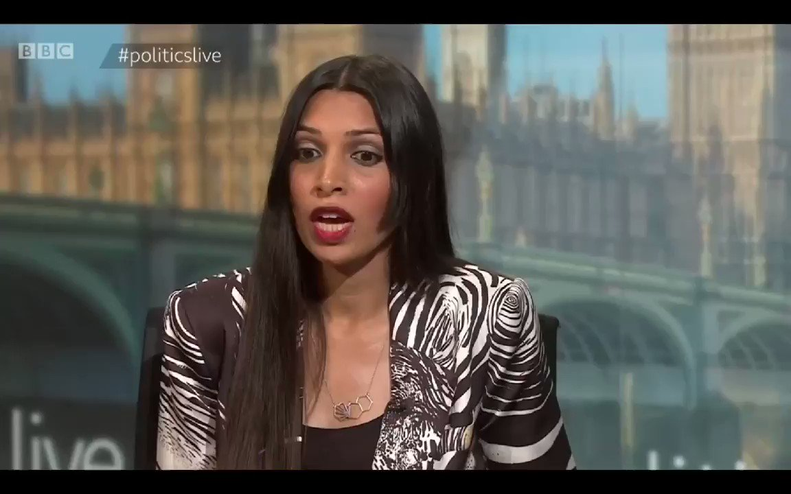 Faiza Shaheen calls David Cameron a twat live on TV & I think I'm now a little bit in love with her!