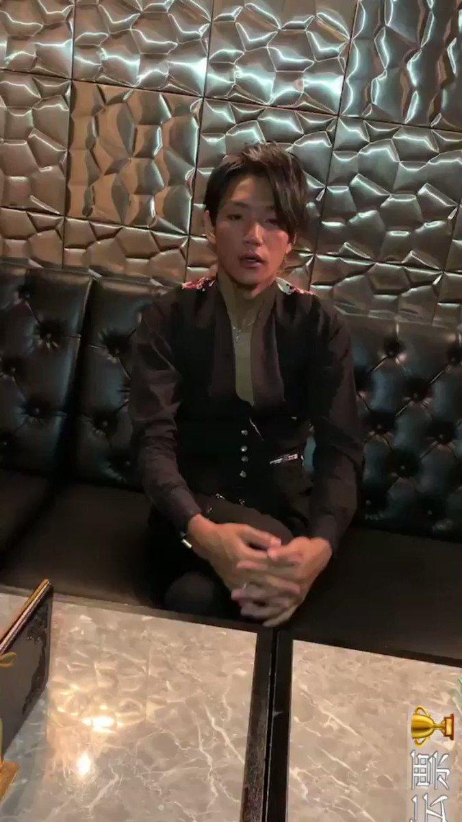 9/17ラスソンムービー?⭐️麻倉 葉 副主任⭐️《@Perfect___yo》#大阪 #ミナミ   #ホスト #ボーイ#パーフェクト#求人 #求人募集#面接 #体験