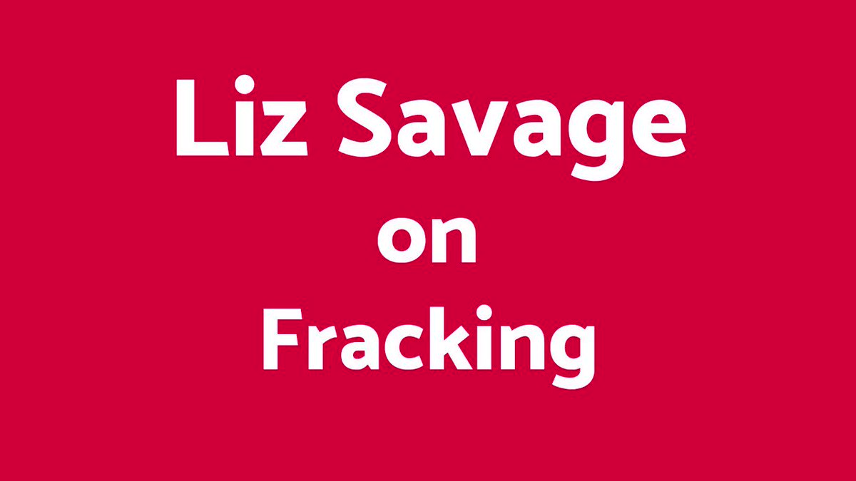 Labour will Ban Fracking & take action to deal with the #ClimateEmergency. We will ensure that profits aren't put before the Health of the Planet & Local Communities. We need a Govt dedicated to tackling #ClimateChange there's only one choice. #VoteLabour