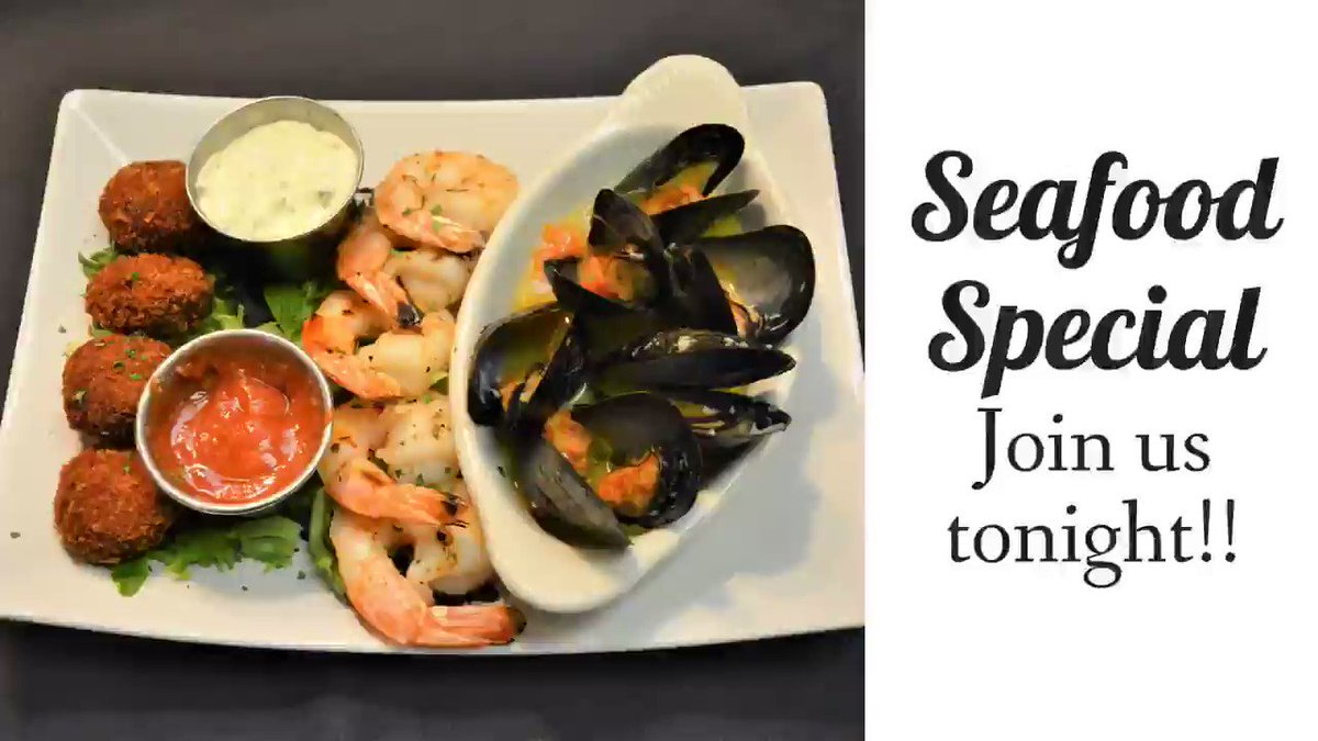 Image for the Tweet beginning: Seafood Medley: 6 Mussels 5 Grilled Shrimp 4