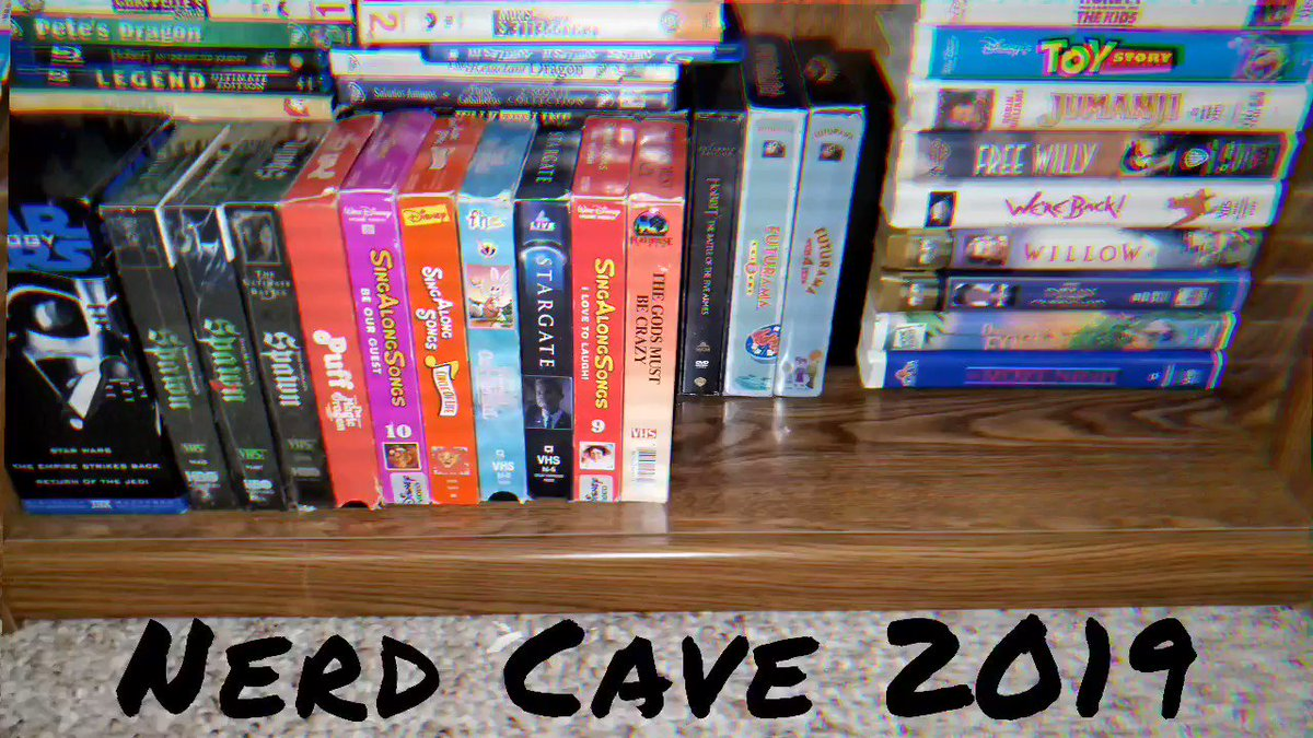 Been a while since I have made a video or shown my collection/nerd cave so here ya go. #dougstoyz #nostalgia  #marvel #pogs #vhs  #1990s #mightymax  #xmen #wolverine  #chrisclaremont