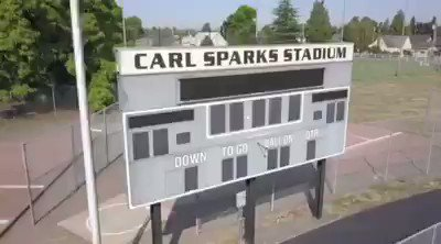 Found this sweet video of Sparks Stadium in Puyallup! Coaches and ADs!! Take a moment to visit this @AstroTurfUSA gem, or others like it in the area, as you start planning your 2020 field projects! You'll love what we've done! #TurfTheNW #OnOurTurf Video Credit: Mike Renard