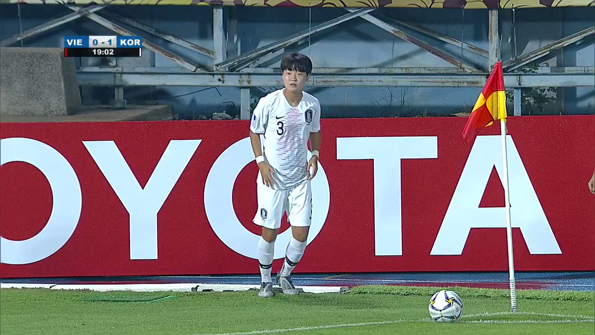 💥 Take a bow 🇰🇷's Jang Jin-yeong, that was ridiculous!#AFCU16W #GoalOfTheDay