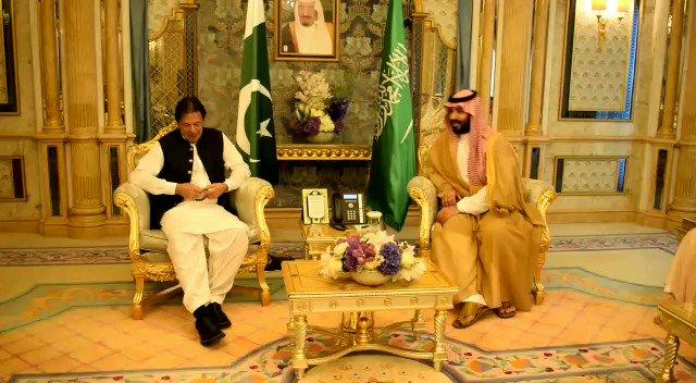 #Pakistan #SaudiArabia @ImranKhanPTI