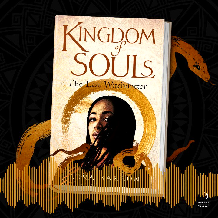 A nightmarish betrayal. A kingdom in peril. What will she sacrifice to save her people? Whet your appetite with an extract of #KingdomOfSouls, out now in audiobook 🎧 smarturl.it/KingdomOfSouls… @renathedreamer @KOSUpdates