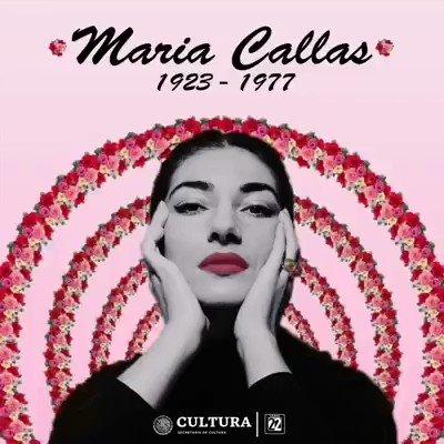 """Maria Callas """"La Divina""""#MariaCallas #Soprano #Ópera #BelCanto #Música #canal22"""