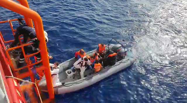 Malta accepts some migrants and refugees from Ocean Viking