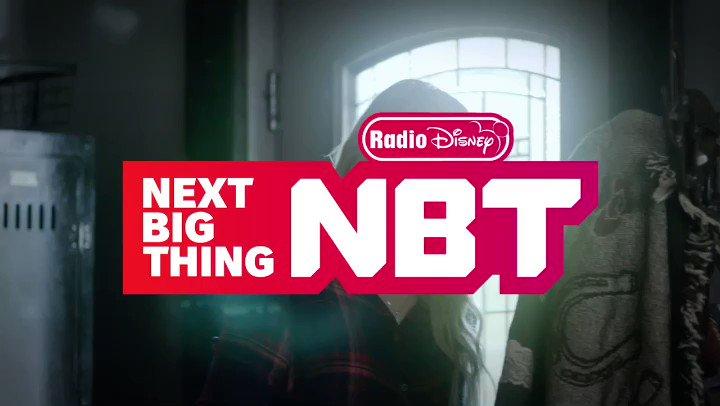 #NBT @radiodisney ♥️
