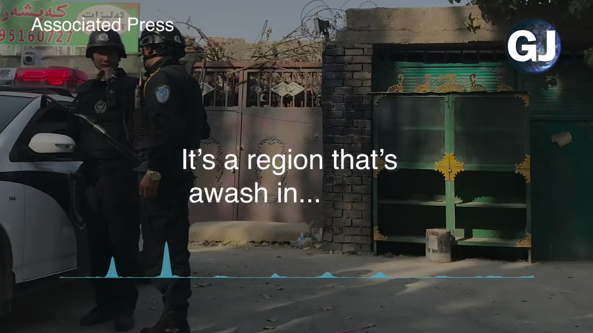They acquired an app linked to China's system of mass surveillance of #Uyghurs in #Xinjiang and managed to reverse engineer it. What Beijing was tracking surprised even them. More from Human Rights Watch's @SophieHRW on this week's show: https://bit.ly/2mpzSnc