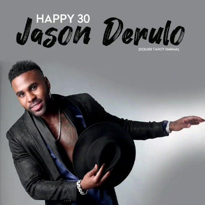 Happy Birthday Jason Derulo