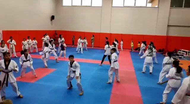 Çerkezköy Gençlik Merkezi Kış spor okulları Taekwondo @kasapoglu @AhmetUzgun @CerkezkoyGm @Tekirdag_GSIM @hamzayerlikaya @metinsahintkd @kamuranozden @sinanaksu