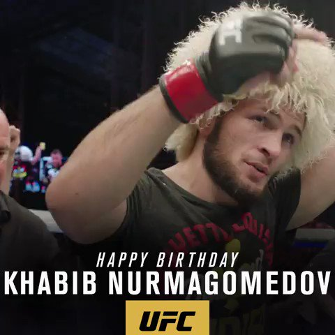 Happy birthday @TeamKhabib