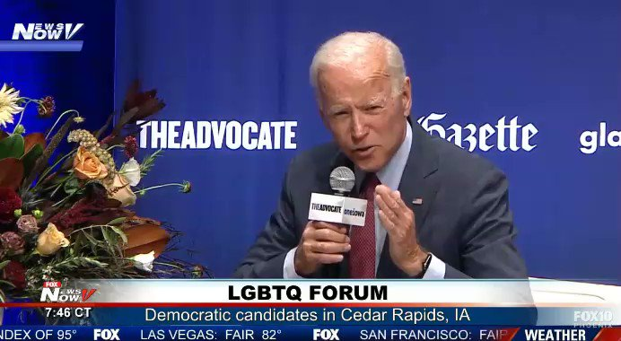 "Joe Biden - Male convicts that identify as female will be housed with women. ""In prison the determination should be that your sexual identity is defined by what you say it is not what in fact the prison says it is."""