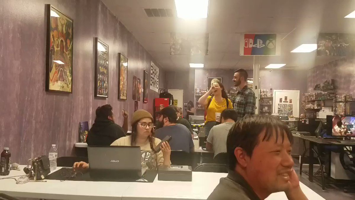 Local games at Galaxy Gaming! New venue for bi weekly stuff, checking it out