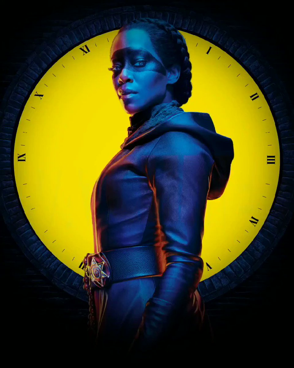 Its time! #WatchmenHBO