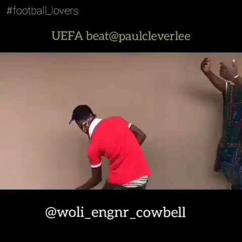 This is the best Video content I have seen on the internet today..If you don't laugh and youove football I would refurn your data just message me..🤣🤣🤣#ueva #paulcleverlee #UCL