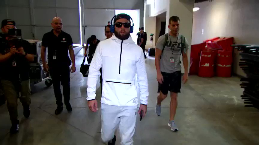 Stephens has arrived!!! #UFCMexico