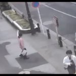 渋谷にワープしてきた人間が映りこんできた!徹底的瞬間を見て!