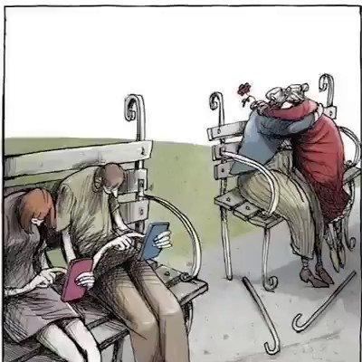 So true! We do not use smartphones, they use us !!
