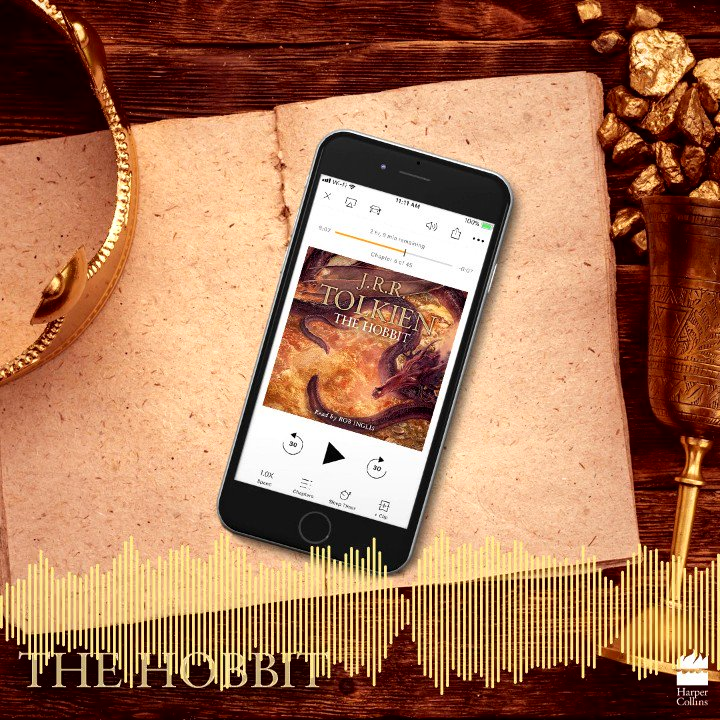 Happy #HobbitDay! Grab your second breakfast, and listen to where Bilbos adventure began...