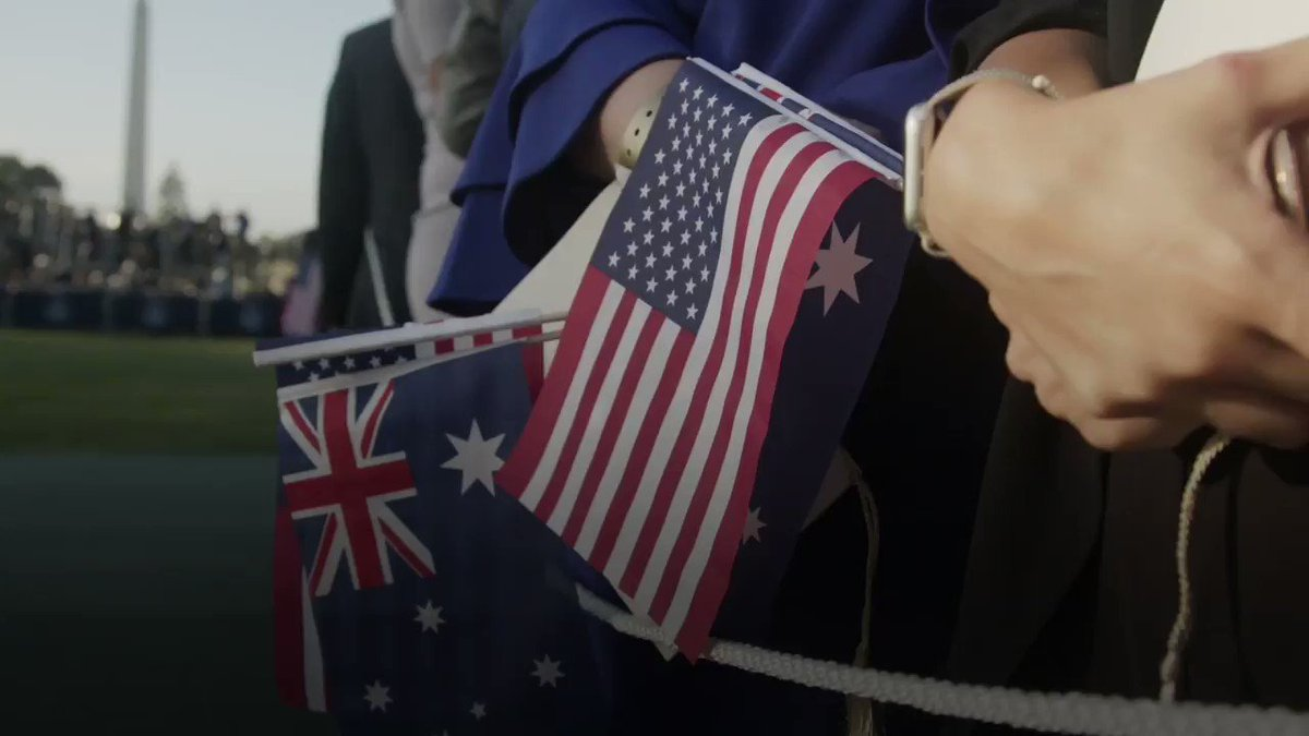 Our alliance with the United States keeps our economy strong, creates jobs and underpins our national security in a complex world, thereby keeping Australians safe. This trip to Washington is about reaffirming that friendship and creating an even better future.