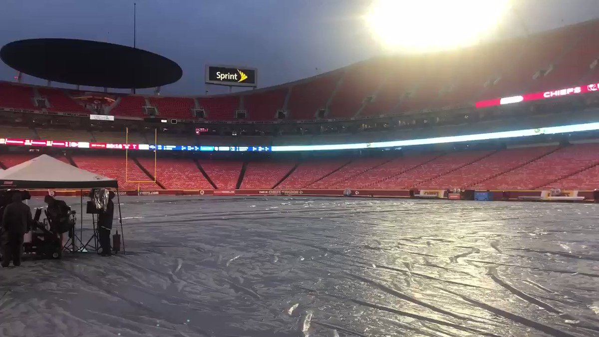 Bad Weather Is Coming For The Chiefs-Ravens Game