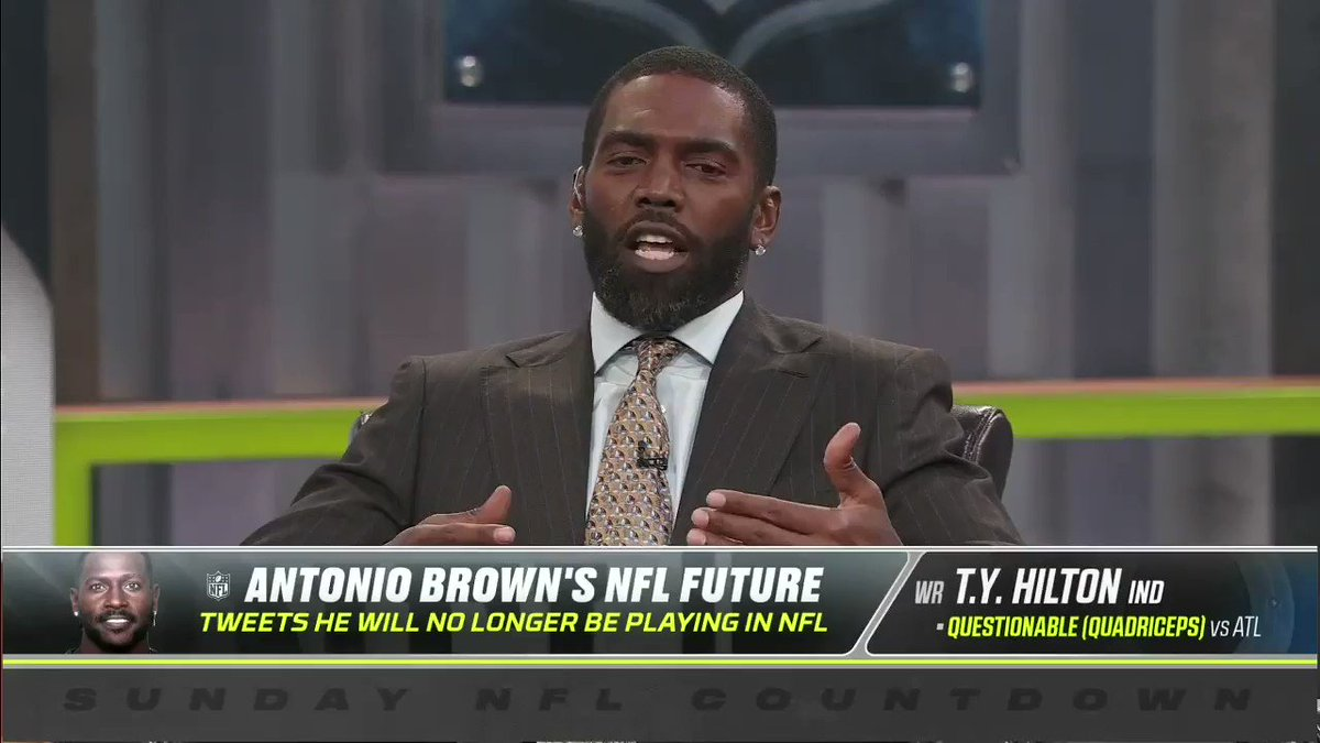 Randy Moss Has A Brutally Honest Message For Antonio Brown