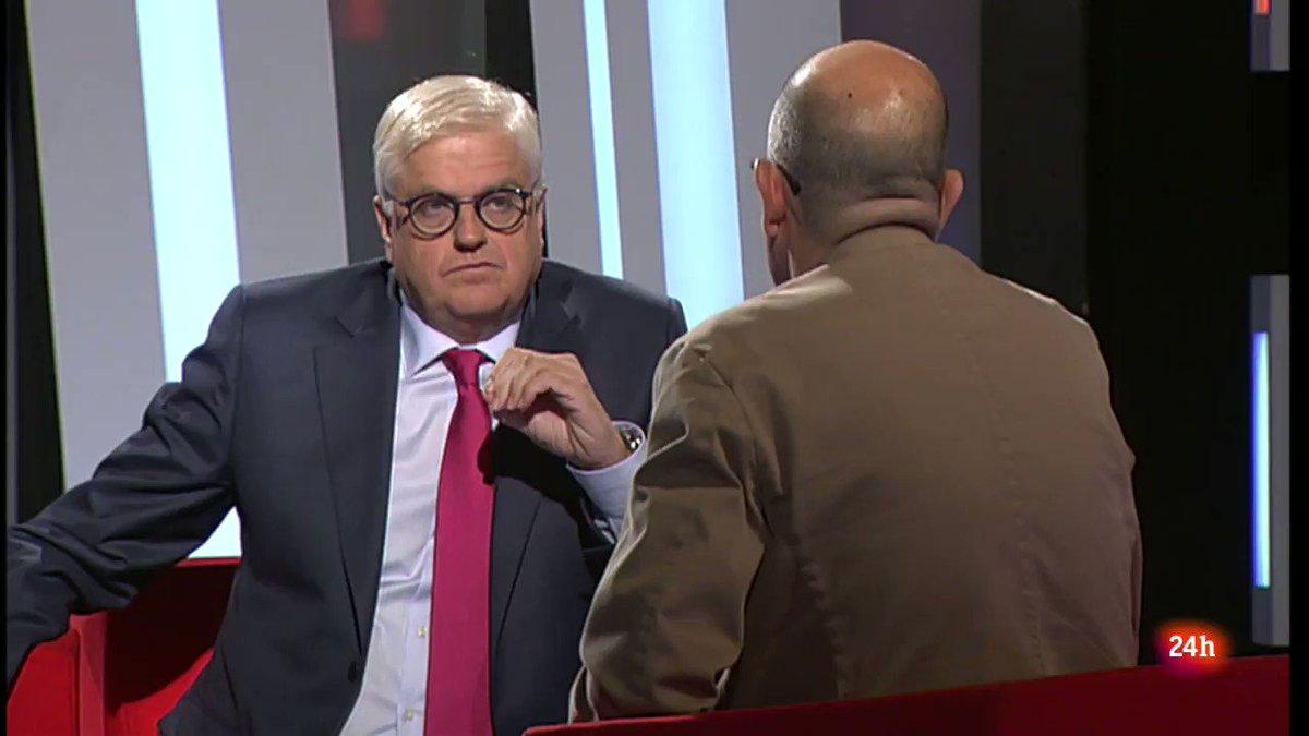 📺 @J_Zaragoza_ a Aquí parlem de @tve_catalunya: ERC va provocar la caiguda dels PGE i les eleccions anticipades. Y ara diuen que volen garantir lestabilitat. Quina estabilitat garanteix qui tomba els Pressupostos? Han portat distorsió i conflicte.